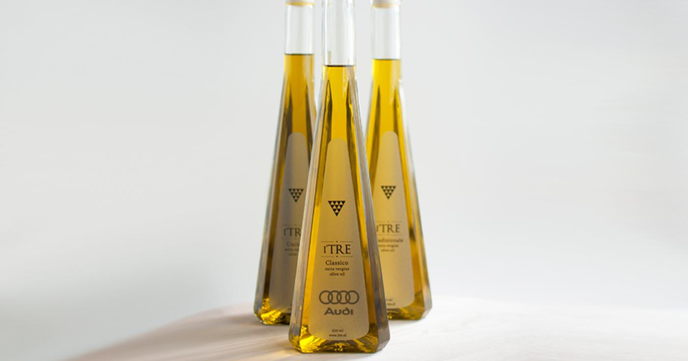 Private label olijfolie