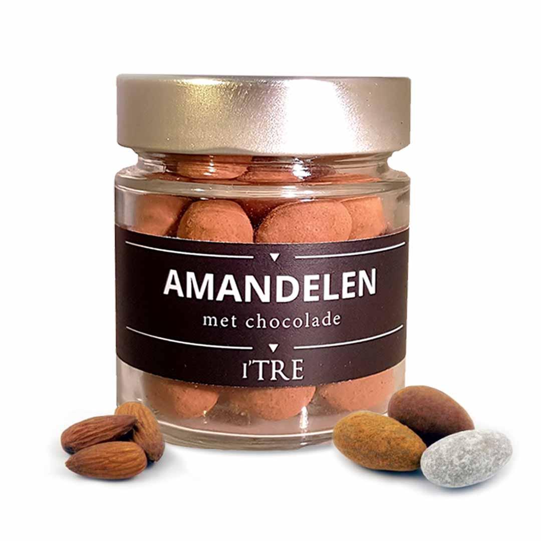 iTRE Amandelen cacao