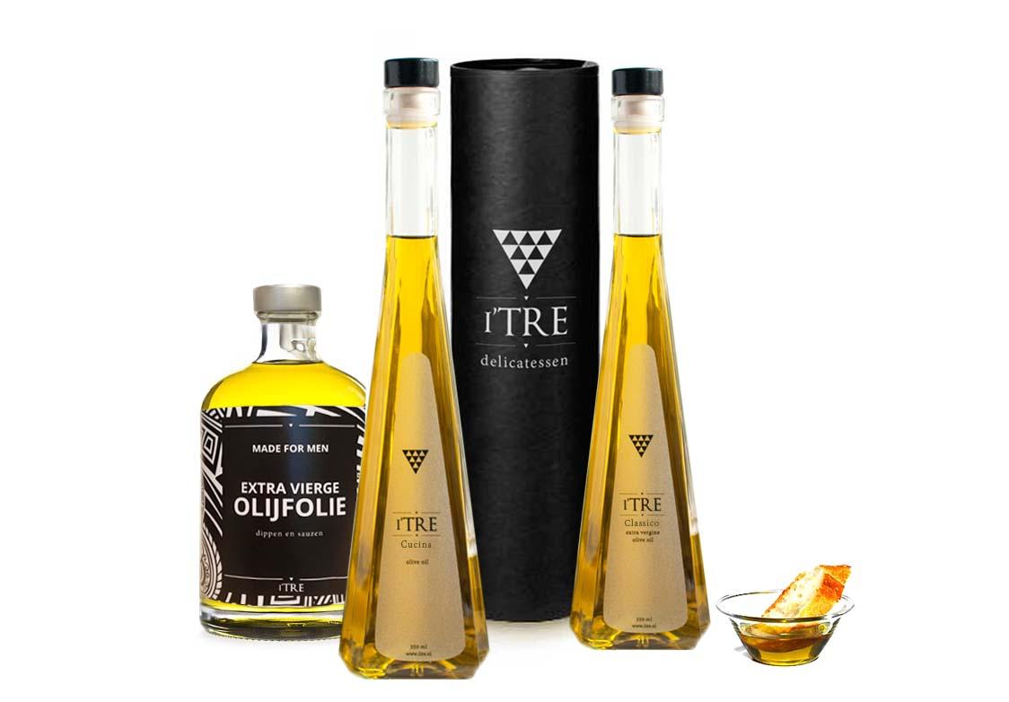olijfolie design